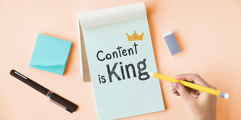 The ABC's of Content Marketing with Pinterest